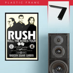 Rush (1991) - Concert Poster - 13 x 19 inches
