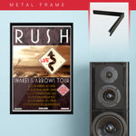 Rush (2008) - Concert Poster - 13 x 19 inches
