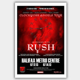 Rush (2013) - Concert Poster - 13 x 19 inches