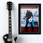 Joe Satriani (2013) - Concert Poster - 13 x 19 inches