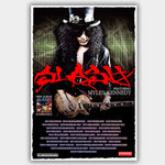 Slash with Myles Kennedy (2010) - Concert Poster - 13 x 19 inches