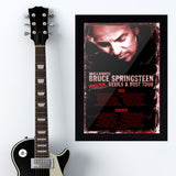 Bruce Springsteen (2005) - Concert Poster - 13 x 19 inches