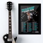 Bruce Springsteen (2016) - Concert Poster - 13 x 19 inches
