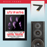 The Strawbs (2009) - Concert Poster - 13 x 19 inches