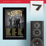 Struts (2018) - Concert Poster - 13 x 19 inches