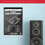 Supertramp with Chris De Burgh (1975) - Concert Poster - 13 x 19 inches