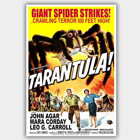 Tarantula (1955) - Movie Poster - 13 x 19 inches