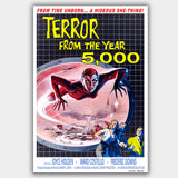 Terror From The Year 5000 (1958) - Movie Poster - 13 x 19 inches