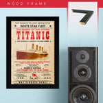 Titanic (1912) - Poster - 13 x 19 inches