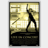 Tina Turner (2008) - Concert Poster - 13 x 19 inches