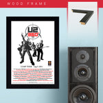 U2 (2011) - Concert Poster - 13 x 19 inches