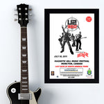 U2 with Arcade Fire (2011) - Concert Poster - 13 x 19 inches