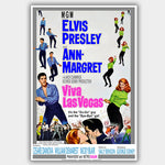 Viva Las Vegas (1964) - Movie Poster - 13 x 19 inches