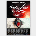 Rogers Waters (2012) - Concert Poster - 13 x 19 inches