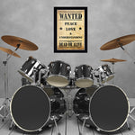 Wanted - Poster - 13 x 19 inches