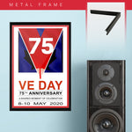 Ve Day (2020) - War Poster - 13 x 19 inches