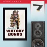 "War Poster - Victory Bonds - ""Buy More"" - 13 x 19 inches"