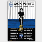 Jack White (2018) - Concert Poster - 13 x 19 inches