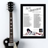 Amy Winehouse (2007) - Concert Poster - 13 x 19 inches