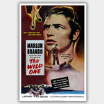 Wild One (1953) - Movie Poster - 13 x 19 inches