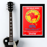 Neil Young with Sonic Youth (1991) - Concert Poster - 13 x 19 inches