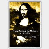 Frank Zappa (1970) - Concert Poster - 13 x 19 inches