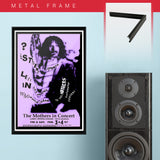 Frank Zappa (1967) - Concert Poster - 13 x 19 inches