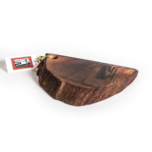 048 California Live Oak Fire Salvage Cutting Board