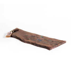 003 California Live Oak Fire Salvage Cutting Board
