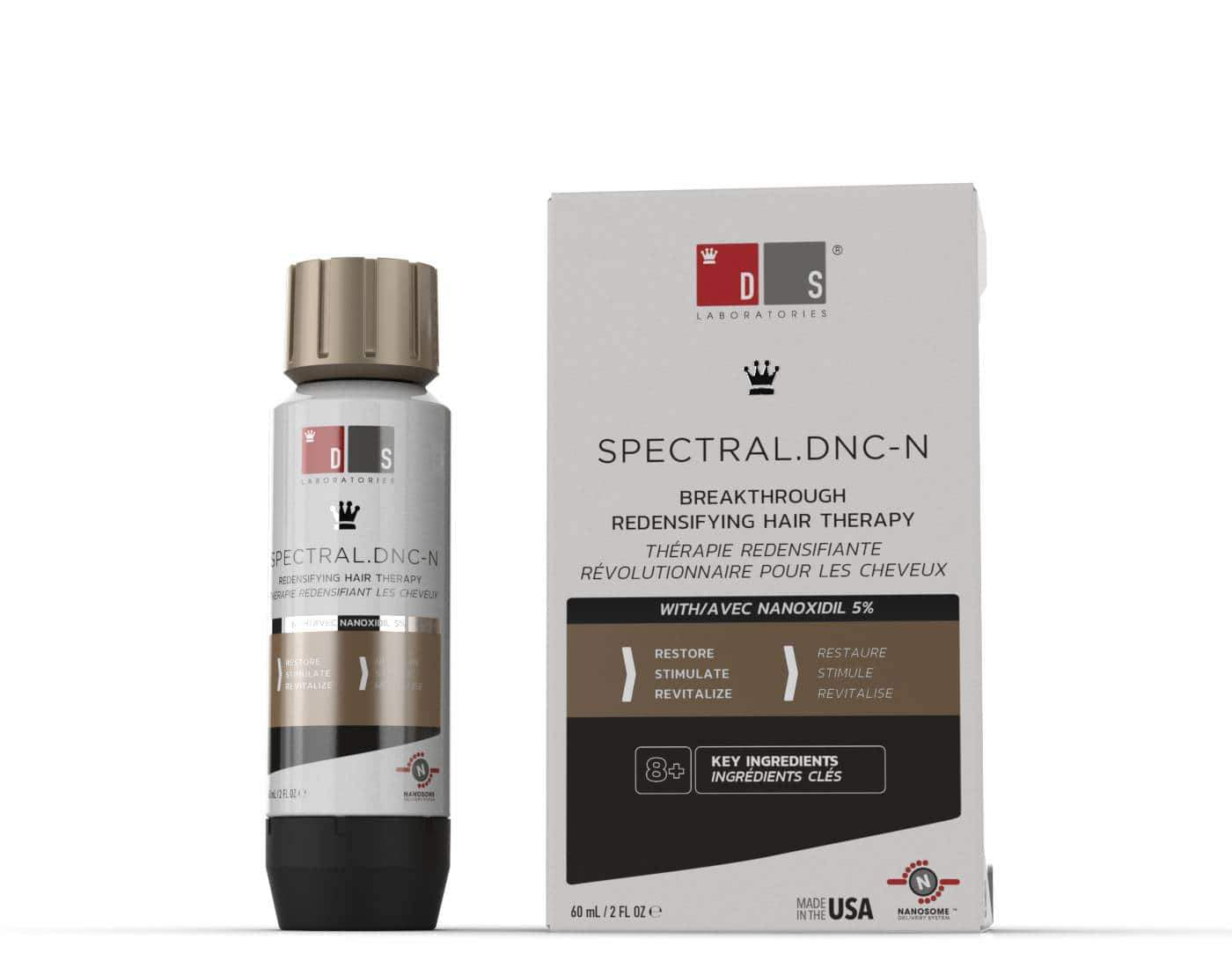 Spectral.DNC-N | Breakthrough redensifying treatment with Nanoxidil 5%