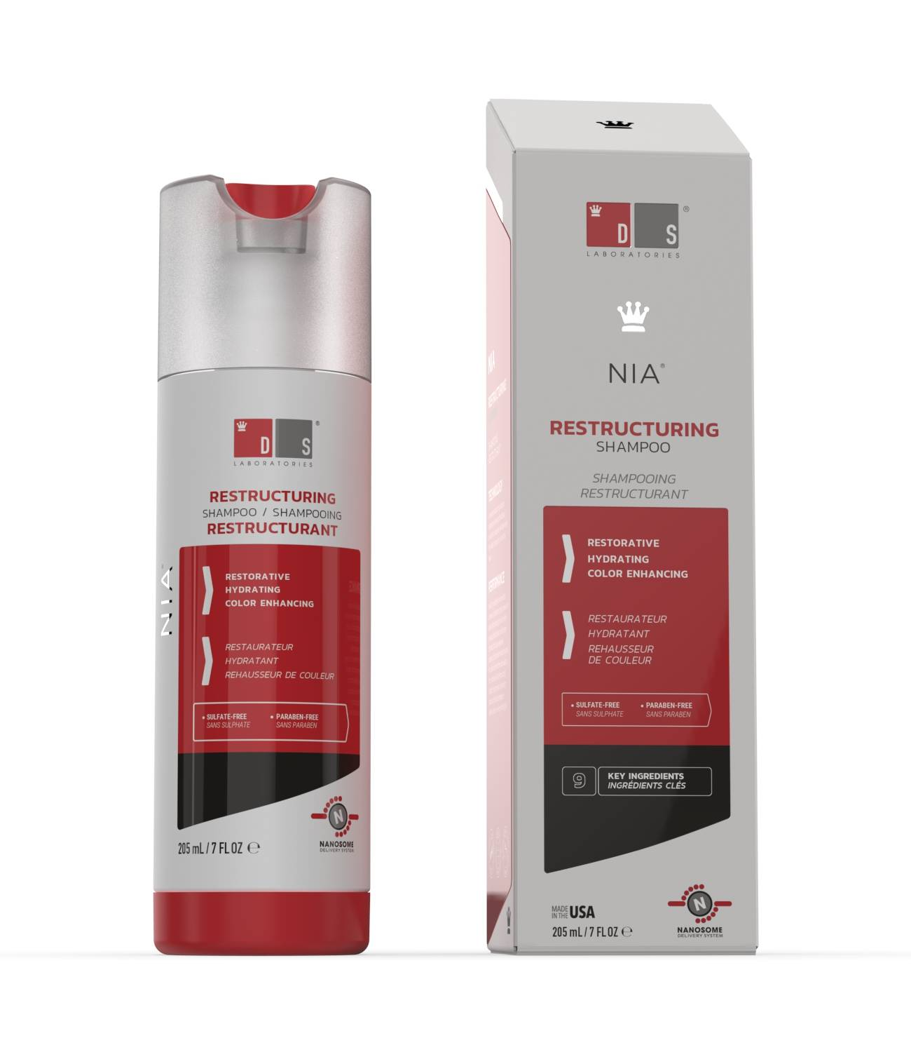 Nia | Restructuring Shampoo