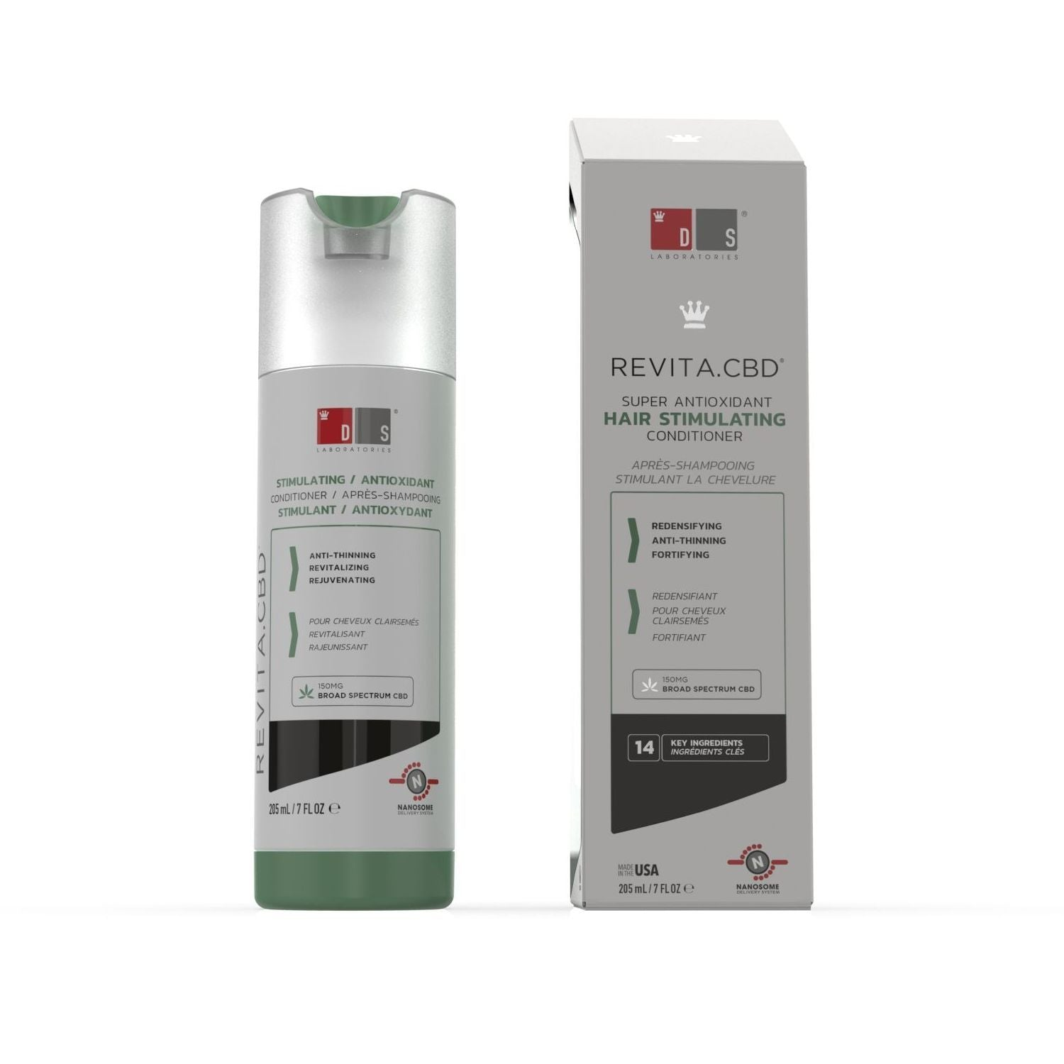 Revita.CBD | Super Antioxidant Hair Stimulating CBD Conditioner