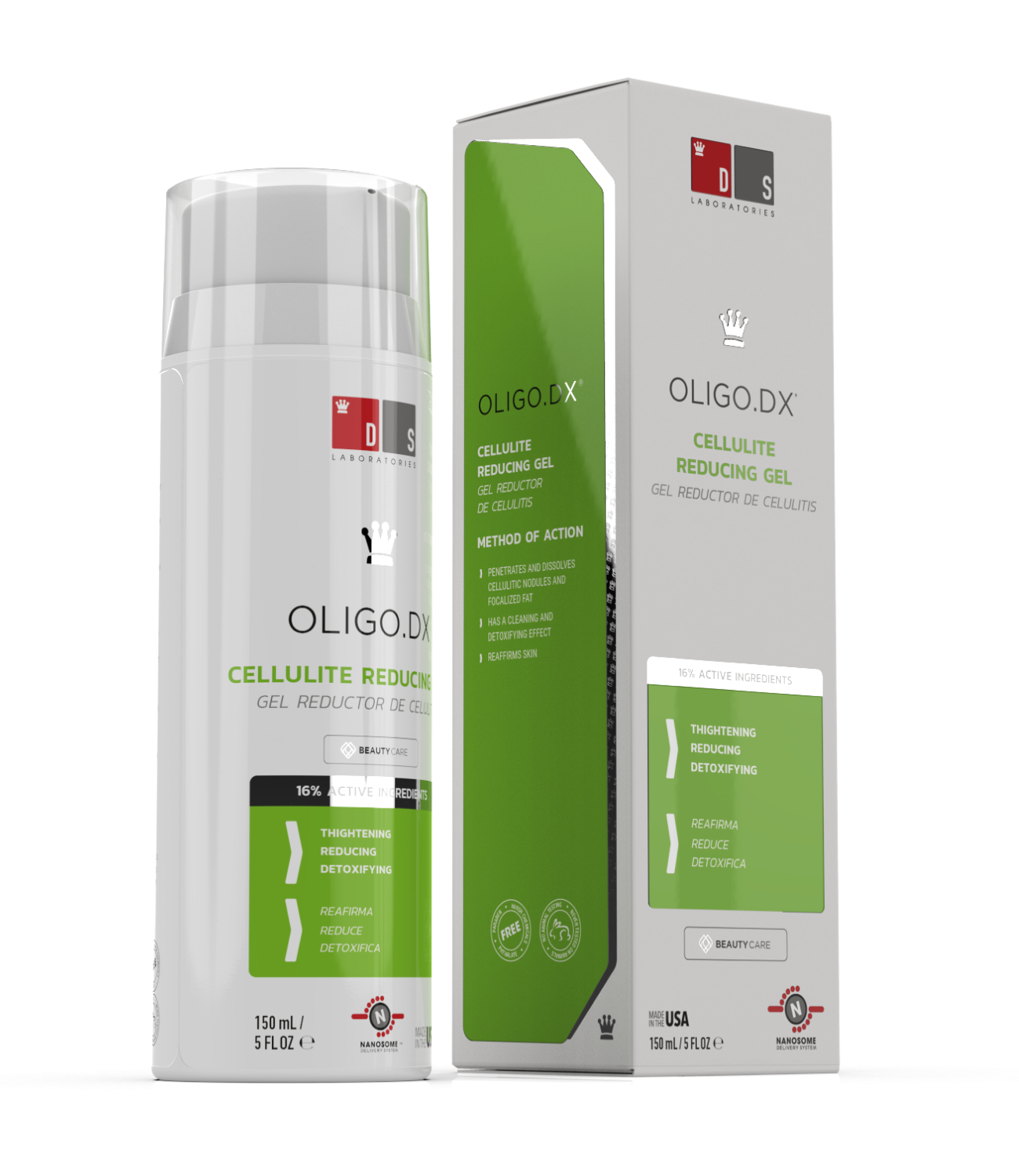 Oligo.DX | Cellulite Reducing Gel