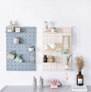 PegBoard - Wall Decor Storage Rack
