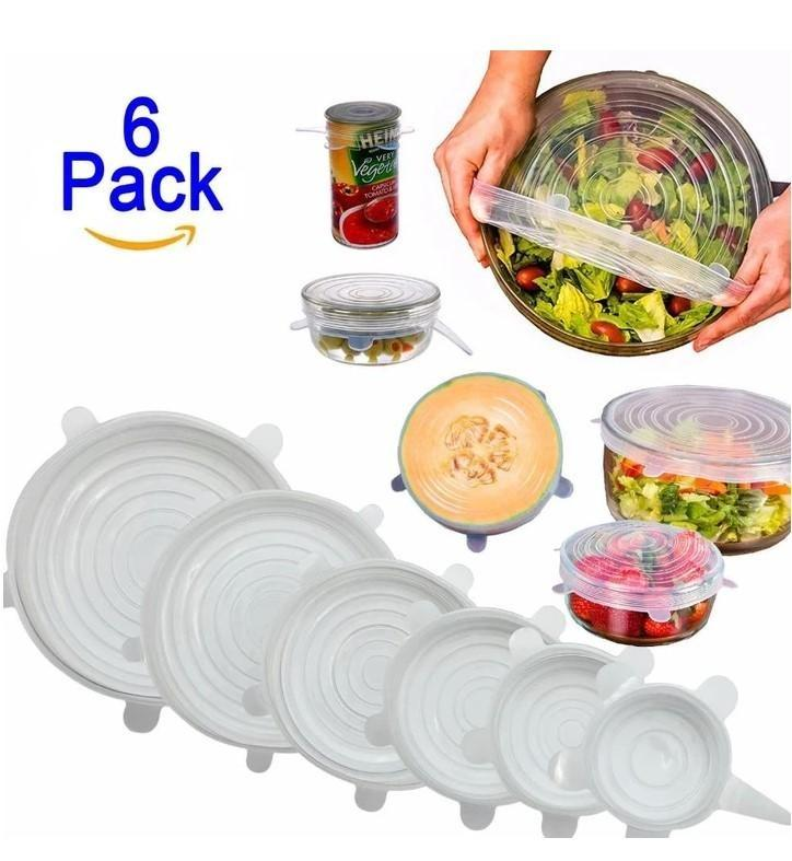 Easy Fresh Silicone Lids