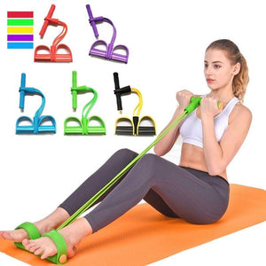 4-in-1 Tummy Trimmer