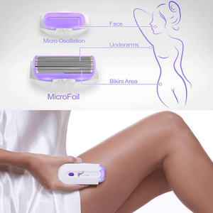 Painless Women Hair Remover