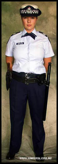 Female Generic Police