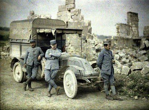 WW1 French Puttees