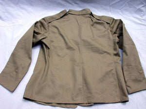 Boer War Pattern Khaki Cotton Drill Tunic & Breeches