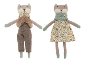 Walton & Co Mr & Mrs Woodland Fox