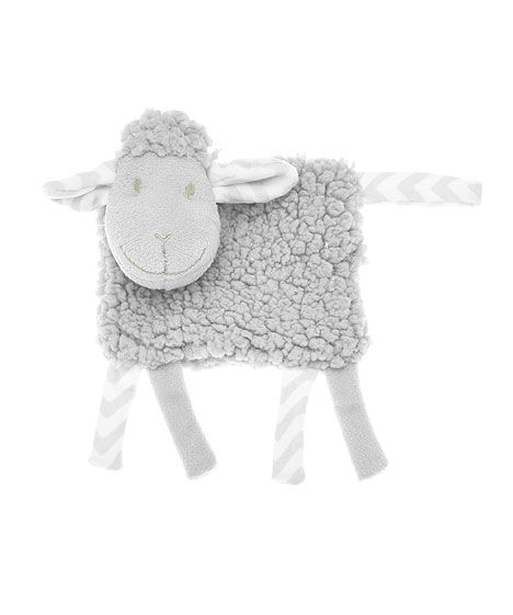 Walton & Co Cuddles Lamb Rattle