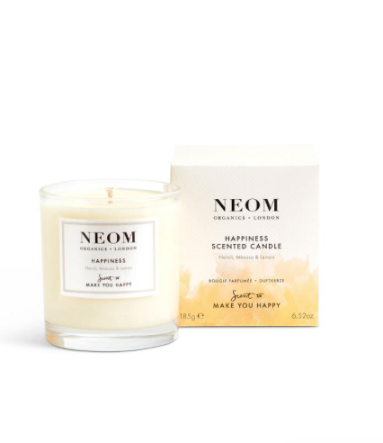 Neom 'HAPPINESS' Scented Candle