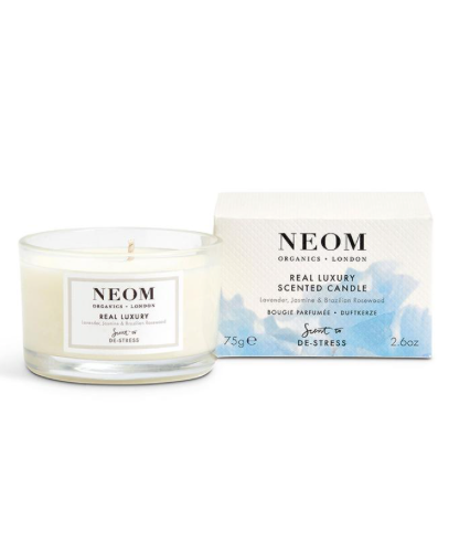Neom 'DE-STRESS' Scented Candle (travel)