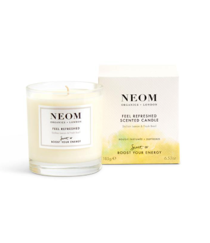 Neom 'BOOST YOUR ENERGY' Scented Candle