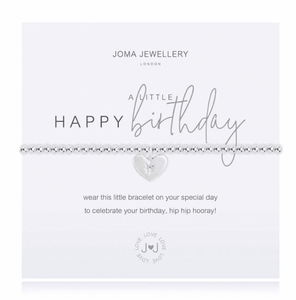 Joma 'A LITTLE HAPPY BIRTHDAY' Bracelet