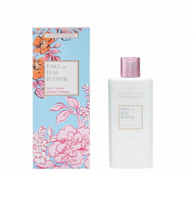 Heathcote & Ivory Pinks and Pear Blossom Body Cream