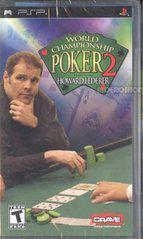 World Championship Poker 2 - PSP