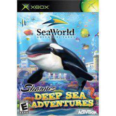 Shamu's Deep Sea Adventures - Xbox