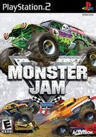 Monster Jam - Playstation 2 - Disc Only